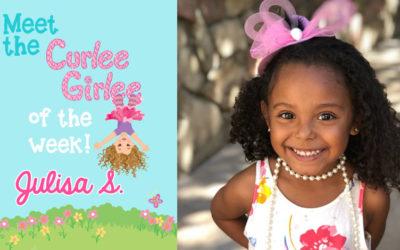 Curlee Girlee of the Week: Julisa S.