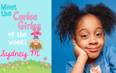 Curlee Girlee of the Week: Sydney M.
