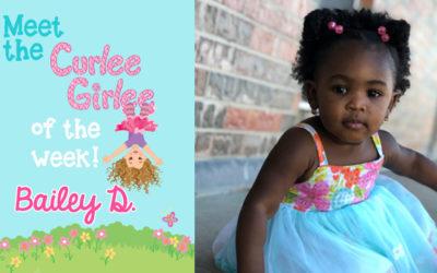 Curlee Girlee of the Week: Bailey D.