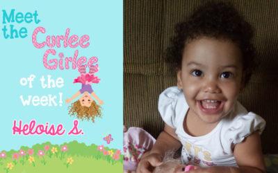 Curlee Girlee of the Week: Heloise S.
