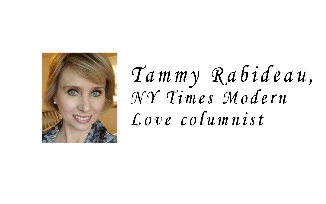 Tammy Rabideau, NY Times Essayist, chronicles her story of triumph in this week's Episode